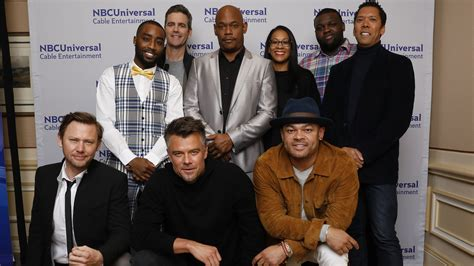 Or Cast 2018 Unsolved Cast And Producers At Winter Tca 2018 Photo Galleries Usa Network