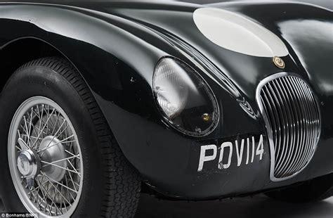Jaguar Motor Mr by Vintage Jaguar Which Raced At Le Mans Is Up For Sale For 163