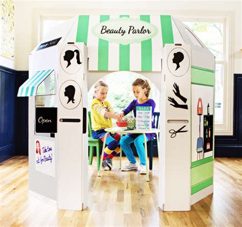 cardboard houses for kids awesome cardboard houses for kids by little play spaces kidsomania