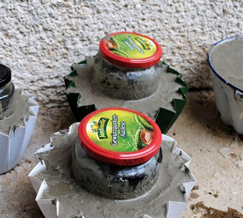 Zement Selber Herstellen by Zement Kuchen Oder Dekorative Pflanzgef 228 223 E Lassen Sich