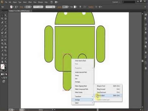 tutorial membuat logo universitas tutorial membuat logo android dengan adobe illustrator cs6