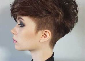 shortest hairstyle trendy short haircuts short hairstyles 2016 2017