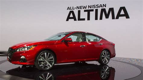 2019 nissan altima 9 more things to about the 2019 nissan altima