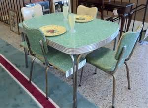 50s Dining Table And Chairs Formica 50s Kitchen Table And Chairs My Style