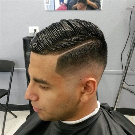hair part with a line 1000 images about hair on pinterest mid fade combover