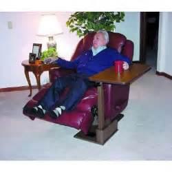 ez lift chair table