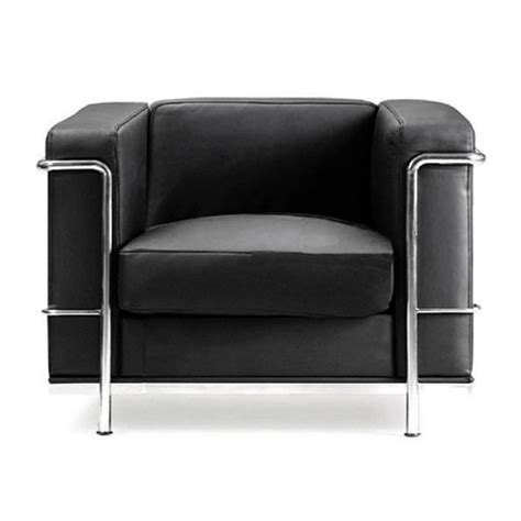 black armchair cube contemporary design black leather armchair