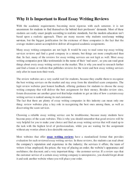 Essay About Reading And Writing by The Importance Of Reading And Writing Essay The Importance Of Reading And Writing Essay