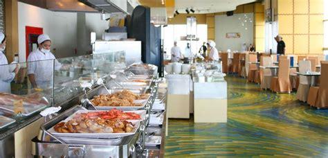 Bangkok Sky Restaurant The Highest International Baiyoke Sky Hotel Buffet