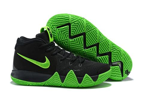 nike kyrie  black  green  sale  jordans