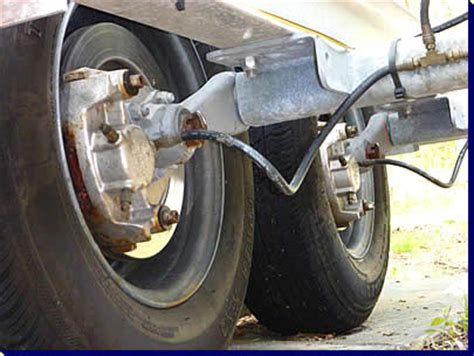 electric boat brakes salt away s trailer applications