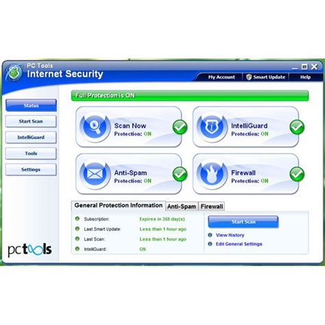 new pc tools security 2011 review