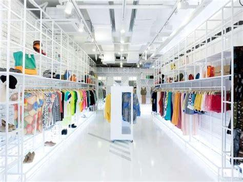 Sho Bsy grid retail spaces sumit shop by m4 design