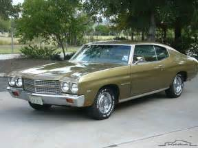 chevrolet chevelle 1964 1972 1st generation amcarguide