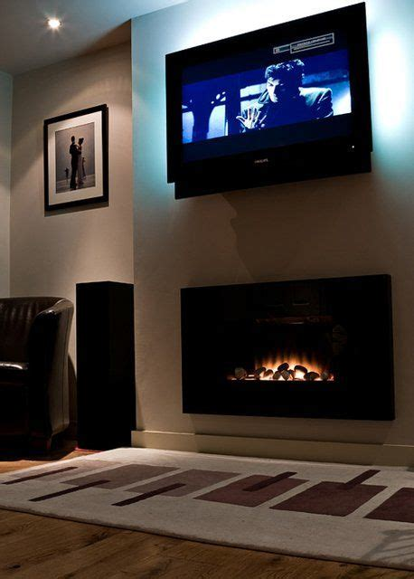 fancy electric fireplace tv mount wall mounted