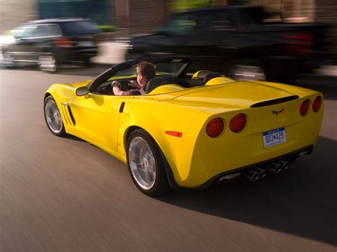 2009 Corvette Grand Sport by Chevrolet Corvette Convertible Grand Sport 2009 2010