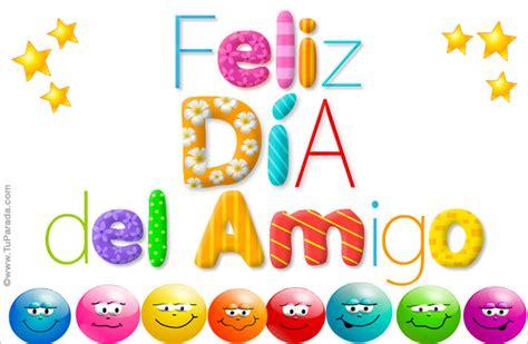 Imagenes Lindas X El Dia Del Amigo | tarjeta para el d 237 a del amigo d 237 a internacional del