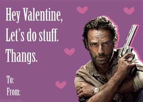twd valentines valentines walking and the walking dead on