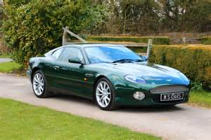 2001 Aston Martin Db7 Vantage 2001 Aston Martin Db7 Vantage Pictures Information And