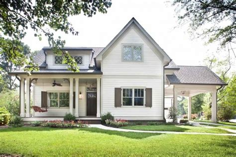 classic cottage white siding and trim our work paint colors house and