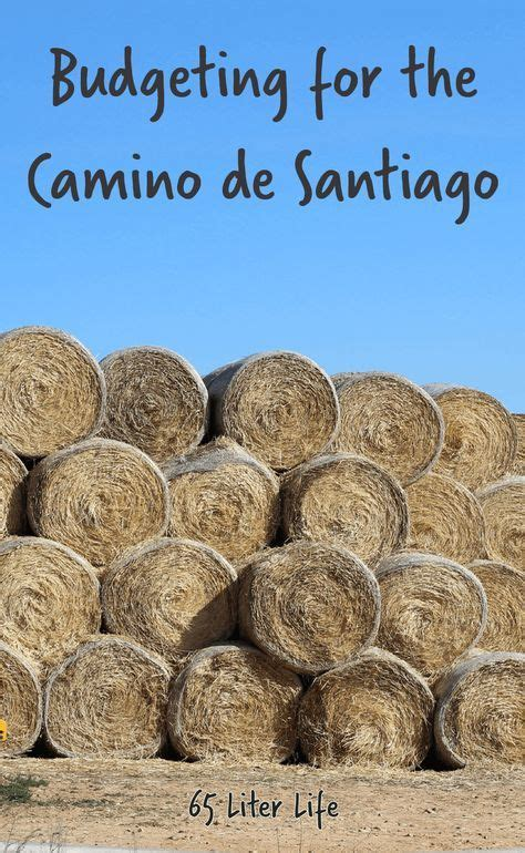 Camino De Santiago Cost by Camino Budget How Much Should You Budget For The Camino