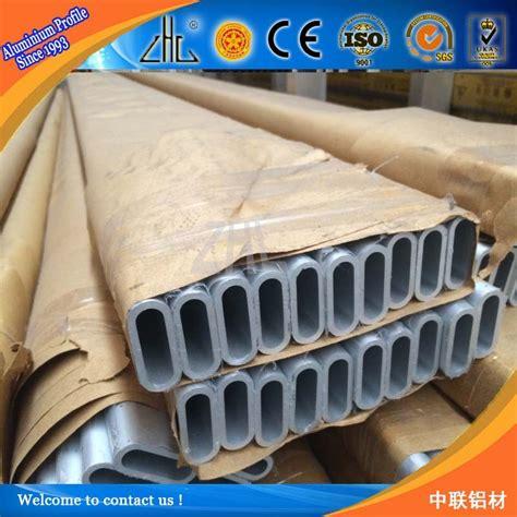 kieselsteine preis pro tonne hei 223 en um eloxiert poliertem aluminium ovalrohr oval