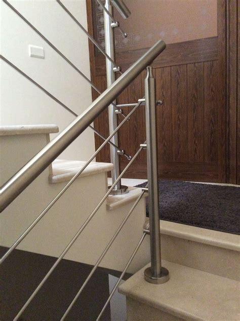 scale in acciaio per interni ringhiere moderne in acciaio inox scale per interni