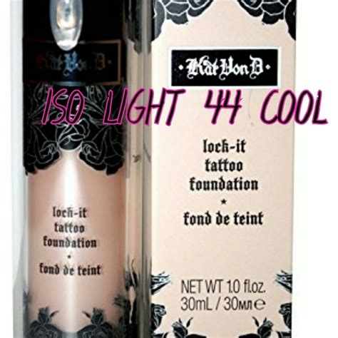 d 44 light cool d makeup iso light 44 cool poshmark