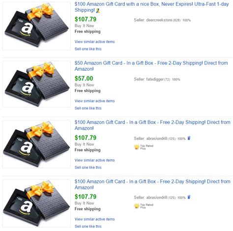 Ebay Amazon Gift Card - unintended consequences frozen paypal account blocks ebay bucks redemption