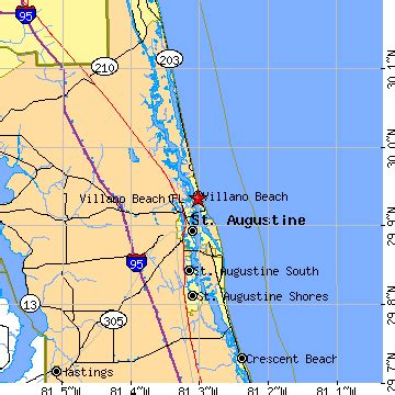 zip code map jacksonville beach fl saint augustine florida local maps find a home car pictures
