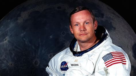 biography of neil armstrong astronaut heroic astronauts the moon walkers herald sun