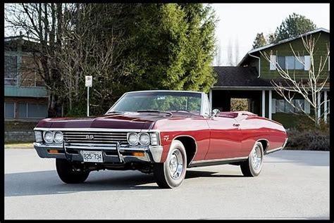 67 impala ss 1967 chevrolet impala
