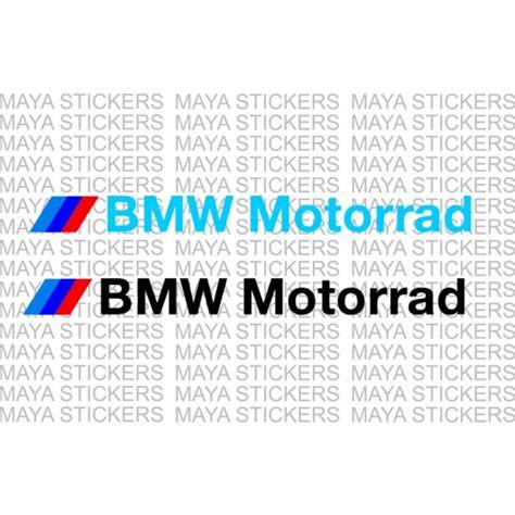 Bmw Motorrad Decal Sticker by Bmw Motorrad Logo Decal Stickers
