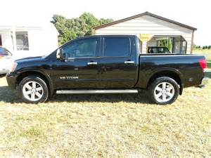 Nissan Titan For Sale In Nc 2010 Nissan Titan Le For Sale In Statesville