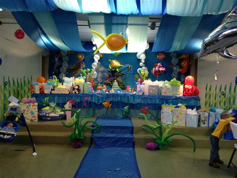Baby Shower The Sea Theme the sea baby shower theme the sea baby shower pintere