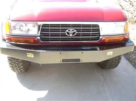 slee fj80 bumper slee tjm t17 front bumper ih8mud forum