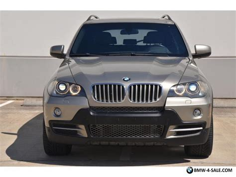 2008 bmw x5 4 8i for sale in united states