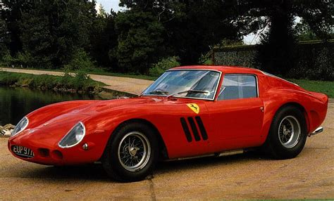 Vintage Ferraris 250 Gto Cool Beautiful Desirable And Iconic