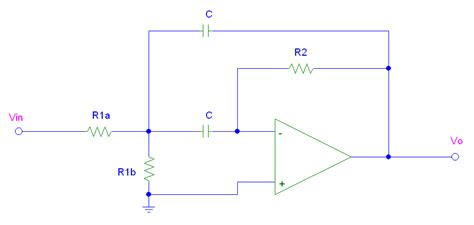 high pass filter calculator butterworth mfbp circuit applet for narrow band pass butterworth filter applet