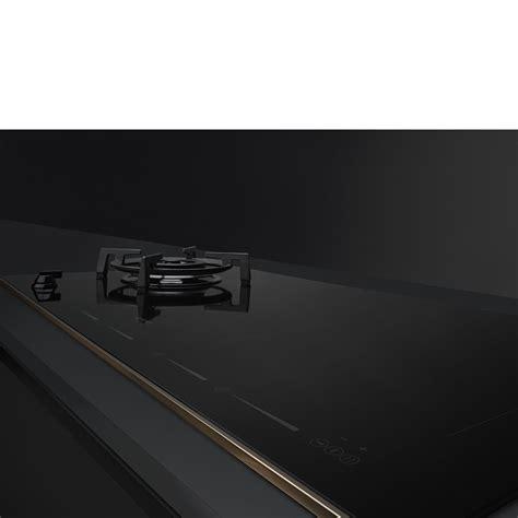 piano cottura gas elettrico piani gas elettrico pm6912wldr smeg it