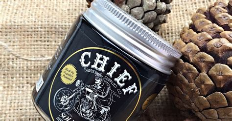 Chief Pomade Solid Black chief pomade review oiboi