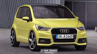 audi a2 future successor rendered looks perfectly viable