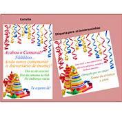 Ainda Em Clima De Carnaval  Bolo Festa Bras&237lia Encanto E