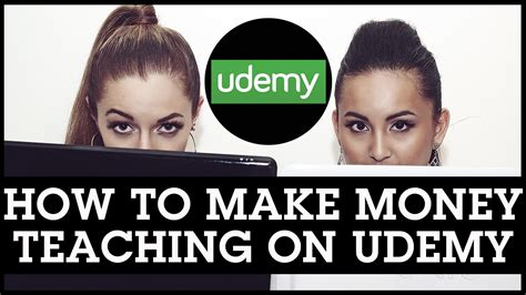 Make Money Selling Online Courses - how to make money teaching on udemy our experience