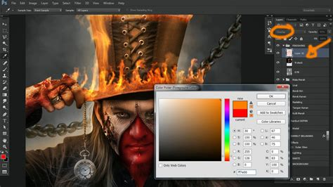 tutorial wajah zombie photoshop extreme tutorial photoshop zombie dengan photoshop