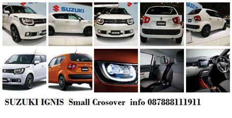 List Lis Kaca Belakang Chrome Suzuki Ignis harga suzuki ignis di jepang price list suzuki mobil