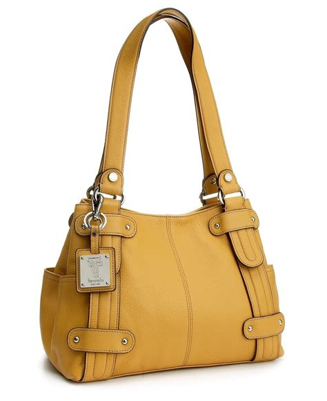 Cowhide Prices Tignanello Tremendous Classy Leather Handbags For Ladies
