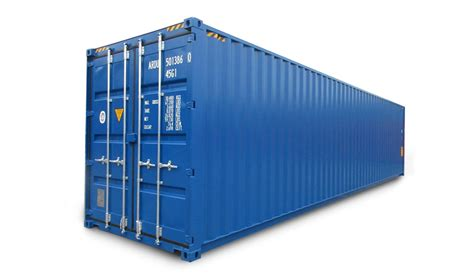 Box Container L Keranjang Industri L 40ft high cube zeecontainer nieuw kopen caru containers