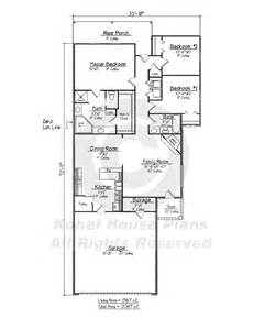 Zero Lot House Plans Afton Zero Lot House Plans