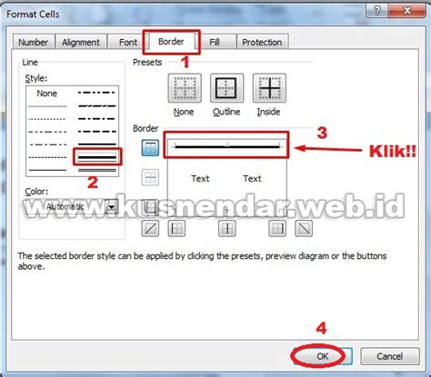 belajar membuat kop surat di word cara membuat mail merge di microsoft office word 2010